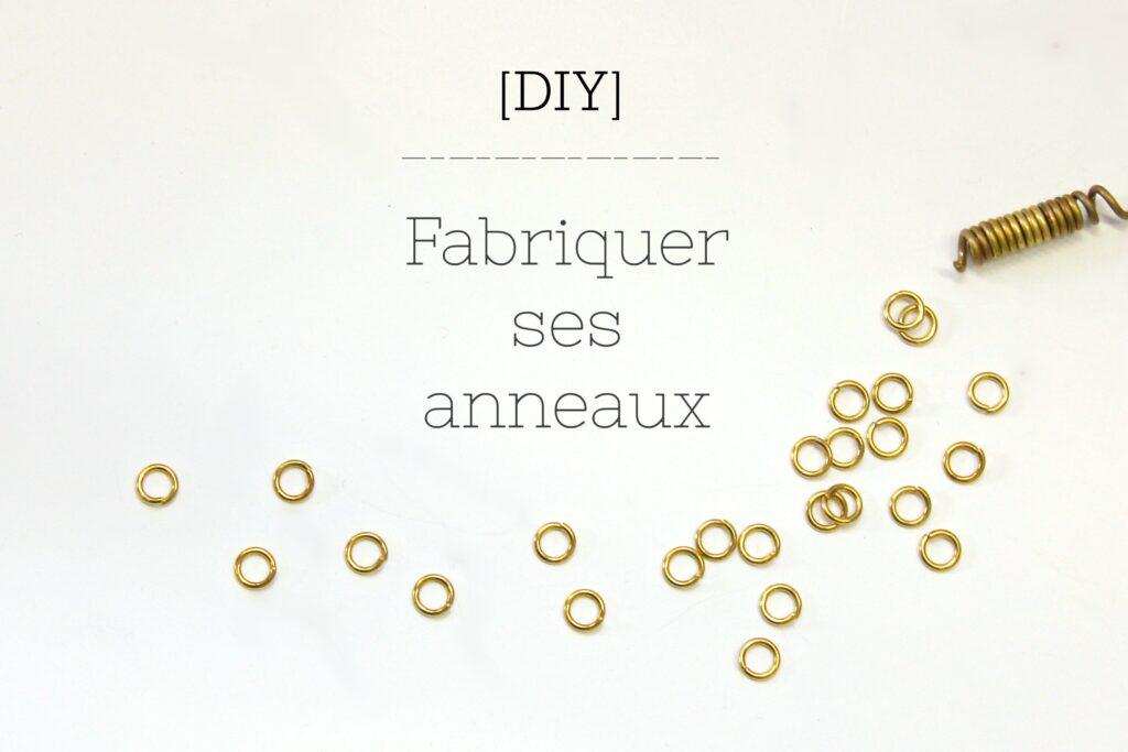 diy fabriquer ses propres anneaux la cannetille apprendre la bijouterie. Black Bedroom Furniture Sets. Home Design Ideas