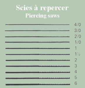 Zoom sur le Bocfil - Tout savoir sur cet outil indispensable au métier de bijoutier - A découvrir en détail sur www.apprendre-la-bijouterie.com