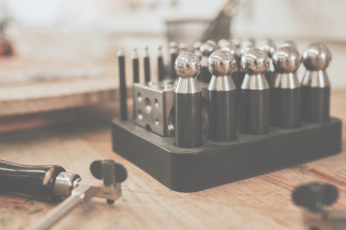 Test de l'été pour bijoutiers - quel outil pour quelle personnalité