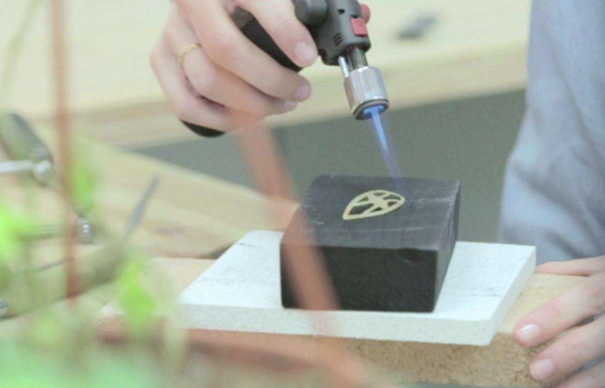 Les principales étapes de fabrication d'un bijou