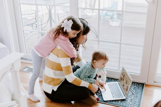 Mes 6 astuces de productivité lorsque l'on est maman et entrepreneuses - mompreneurs